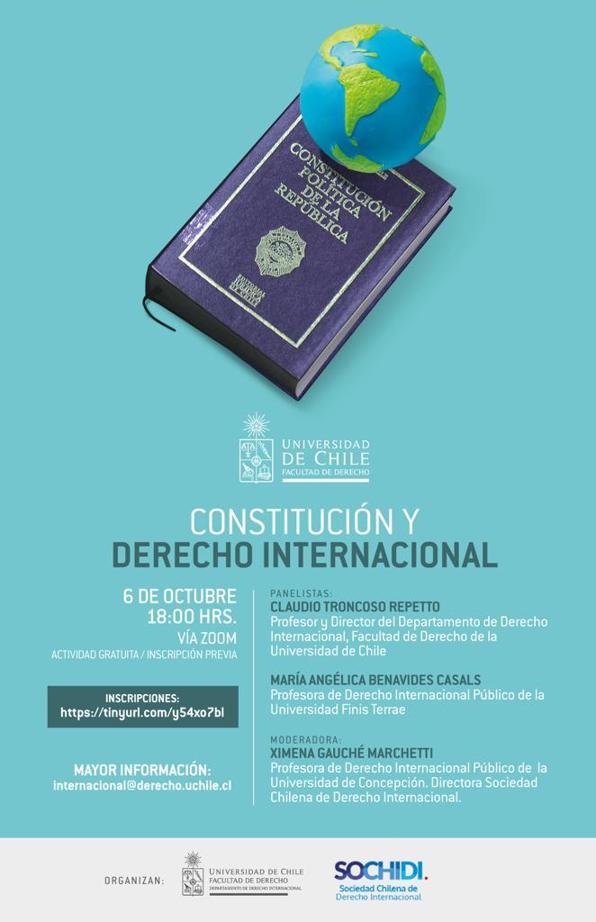 Constitución y Derecho Internacional